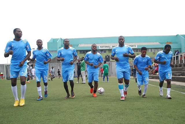 SWAN Cup: Red-Hot Complete Sports Outsmart UNILAG FM, Set Up Telegraph Tie