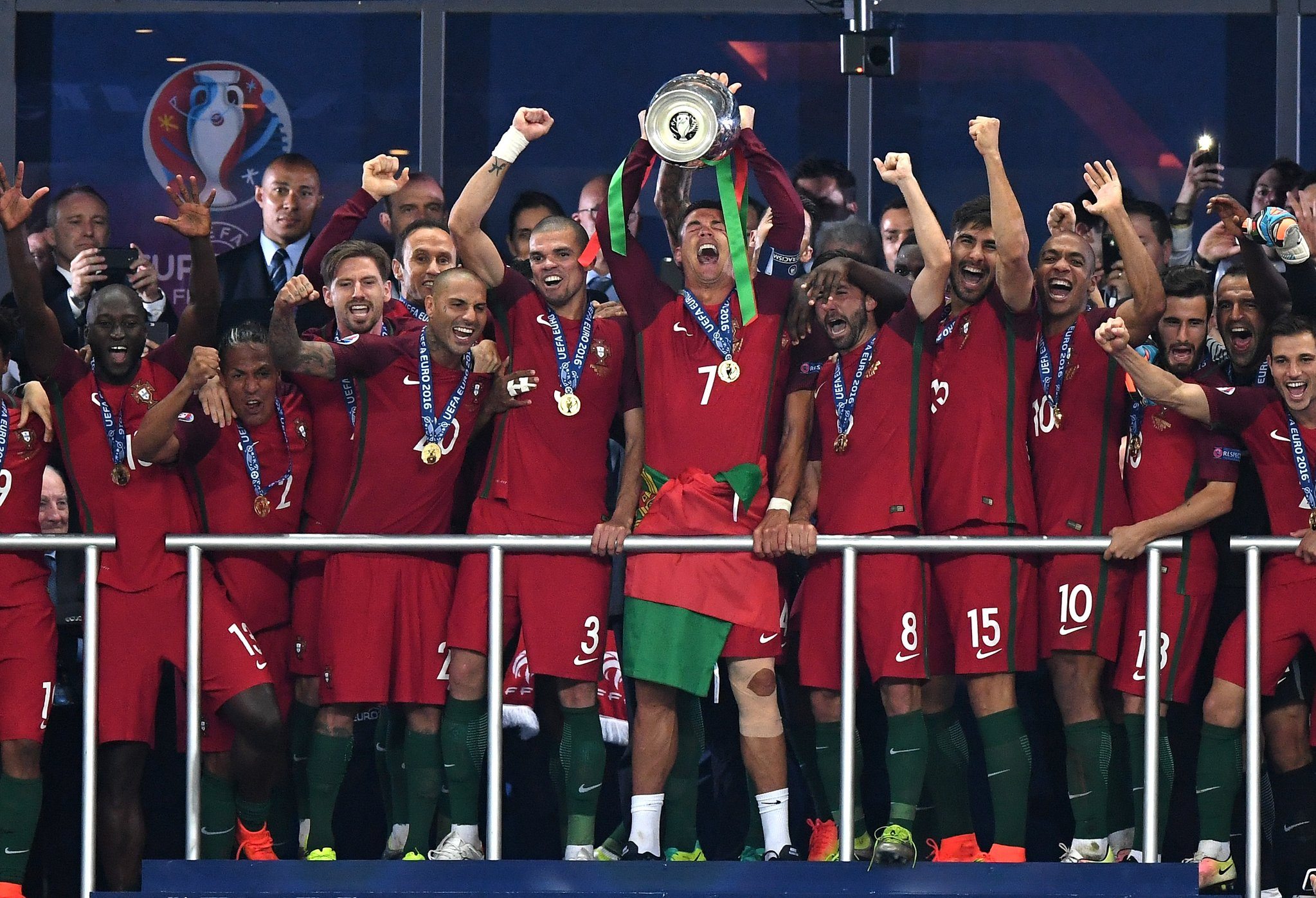 Ronaldo-Less Portugal Stun France To Win First Senior Title
