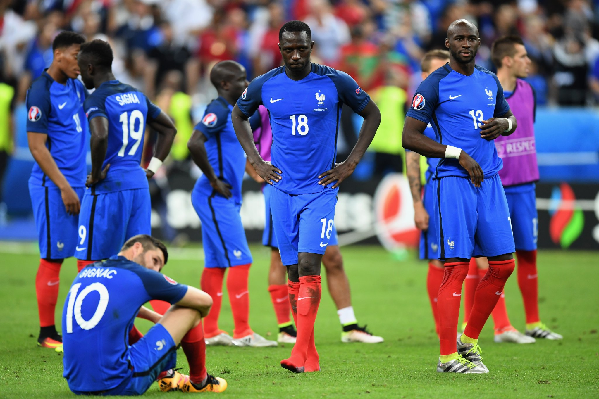 INFAMOUS FIVE: France, Four Other Hosts Who Lost Finals