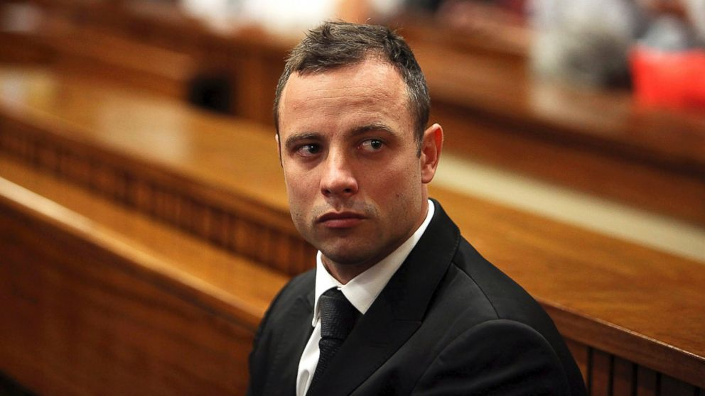 Pistorious Gets 6-Year Jail Term For Reeva Steenkamp Murder