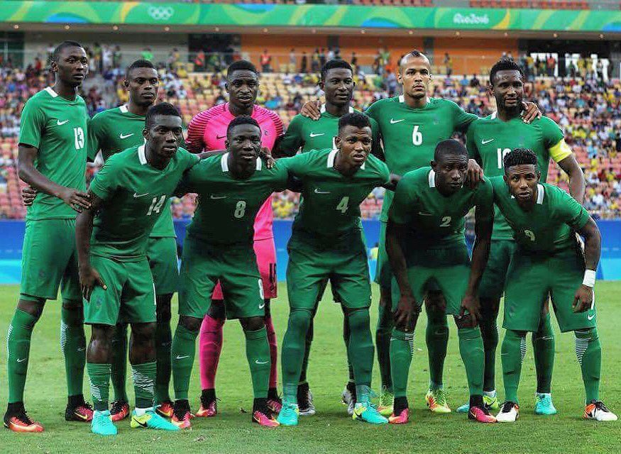 NIGERIA 3-3 GERMANY: Olympic Eagles S/Final Clash Too Close To Call