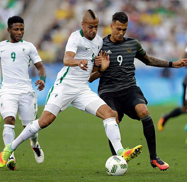 Onazi Sure Olympic Eagles Will Win Rio Bronze