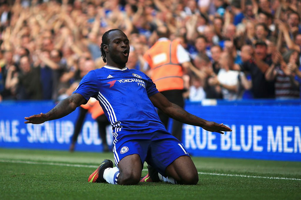 Image result for Victor Moses: A player reborn under Conte