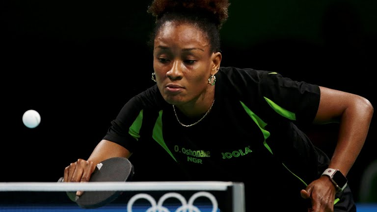 PLAY ON: T/Tennis Fans Ask 'Queen' Oshonaike Not To Retire At 41