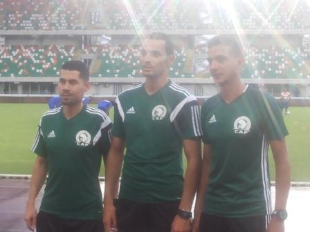 Nigeria Vs Tanzania: Uyo Stadium's Beauty Stuns Egyptian Refs