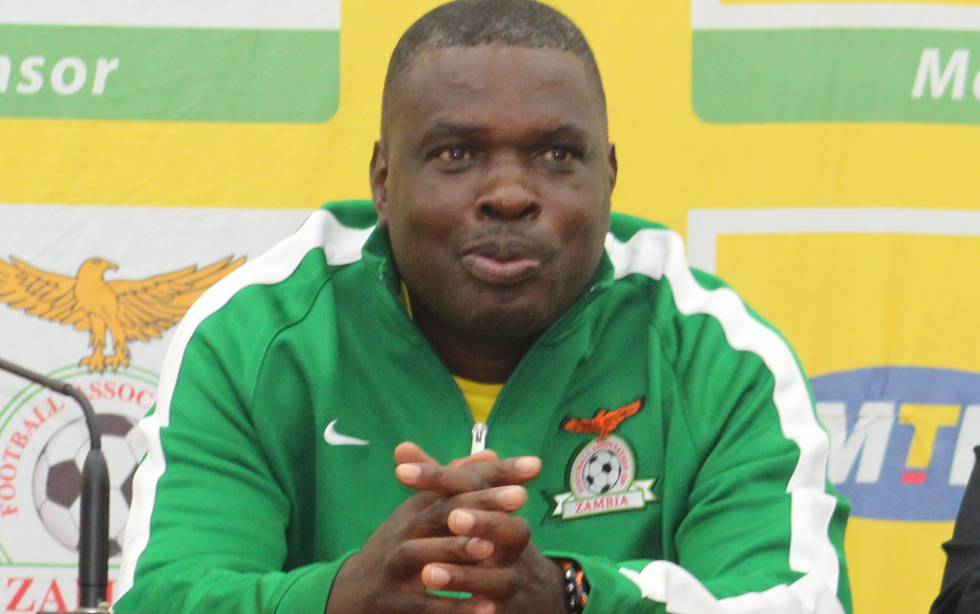 Zambia Coach Prepares For Super Eagles With Kenya Clash