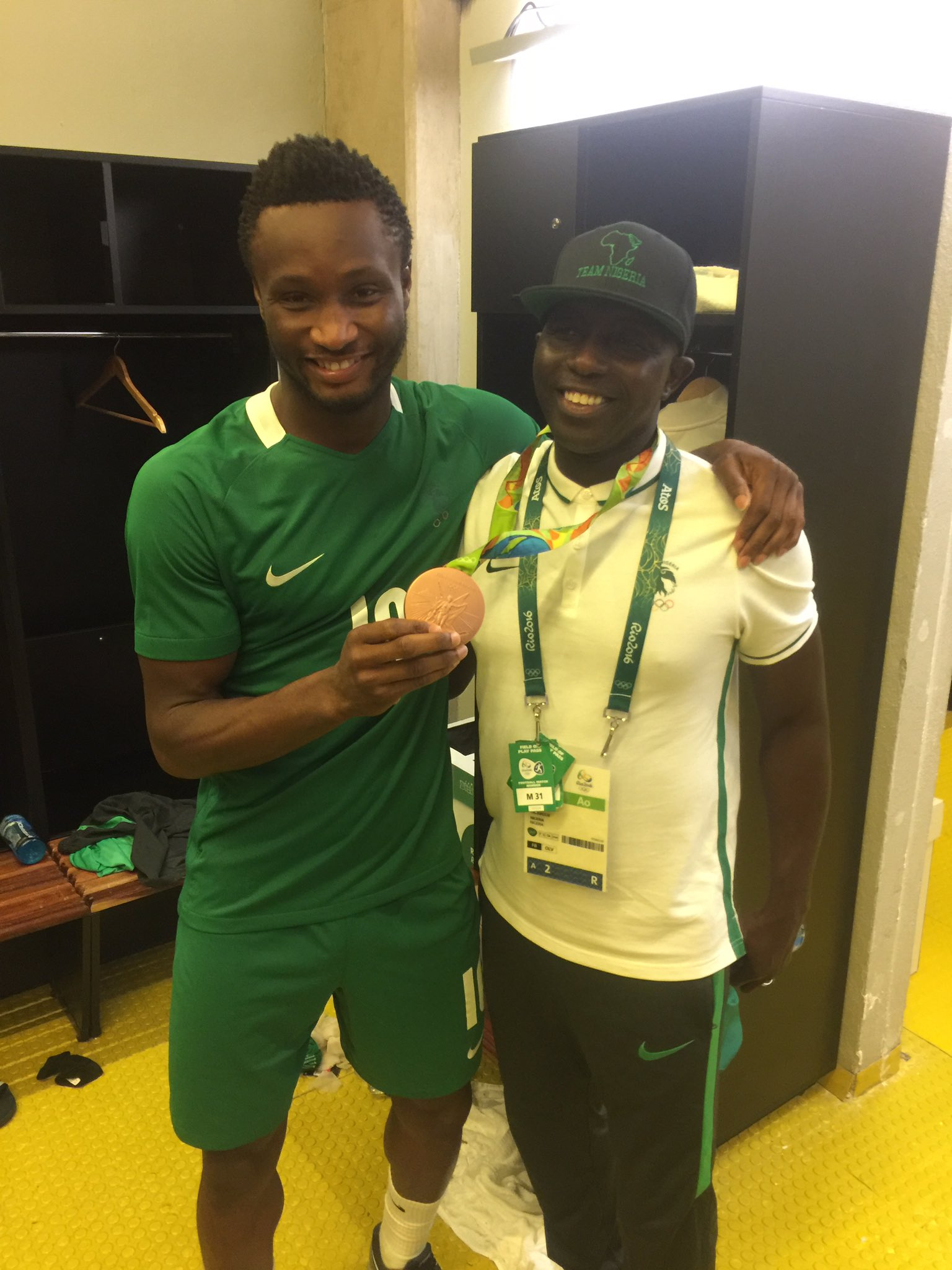 Mikel Recounts Rio 2016 Horror, Glory; Ranks Bronze Same As AFCON, UCL