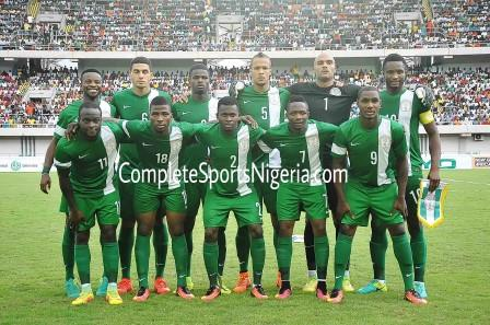 Rohr: Nigeria More Motivated Than Algeria, Cameroon For Russia 2018
