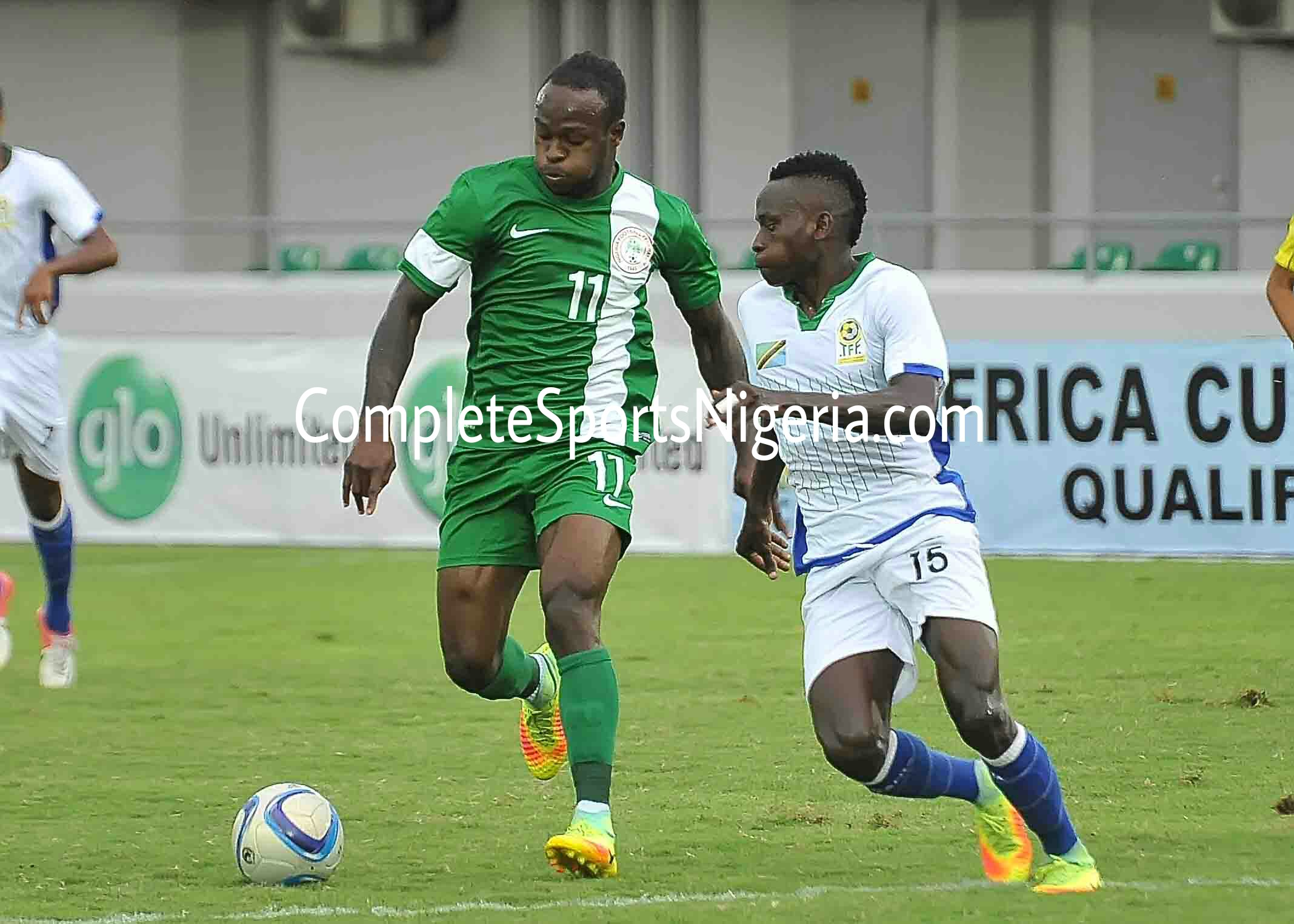 Moses: I Always Want To Play For Nigeria