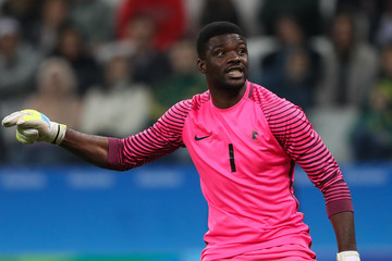 Alloy Agu: Akpeyi Still In Super Eagles Plans