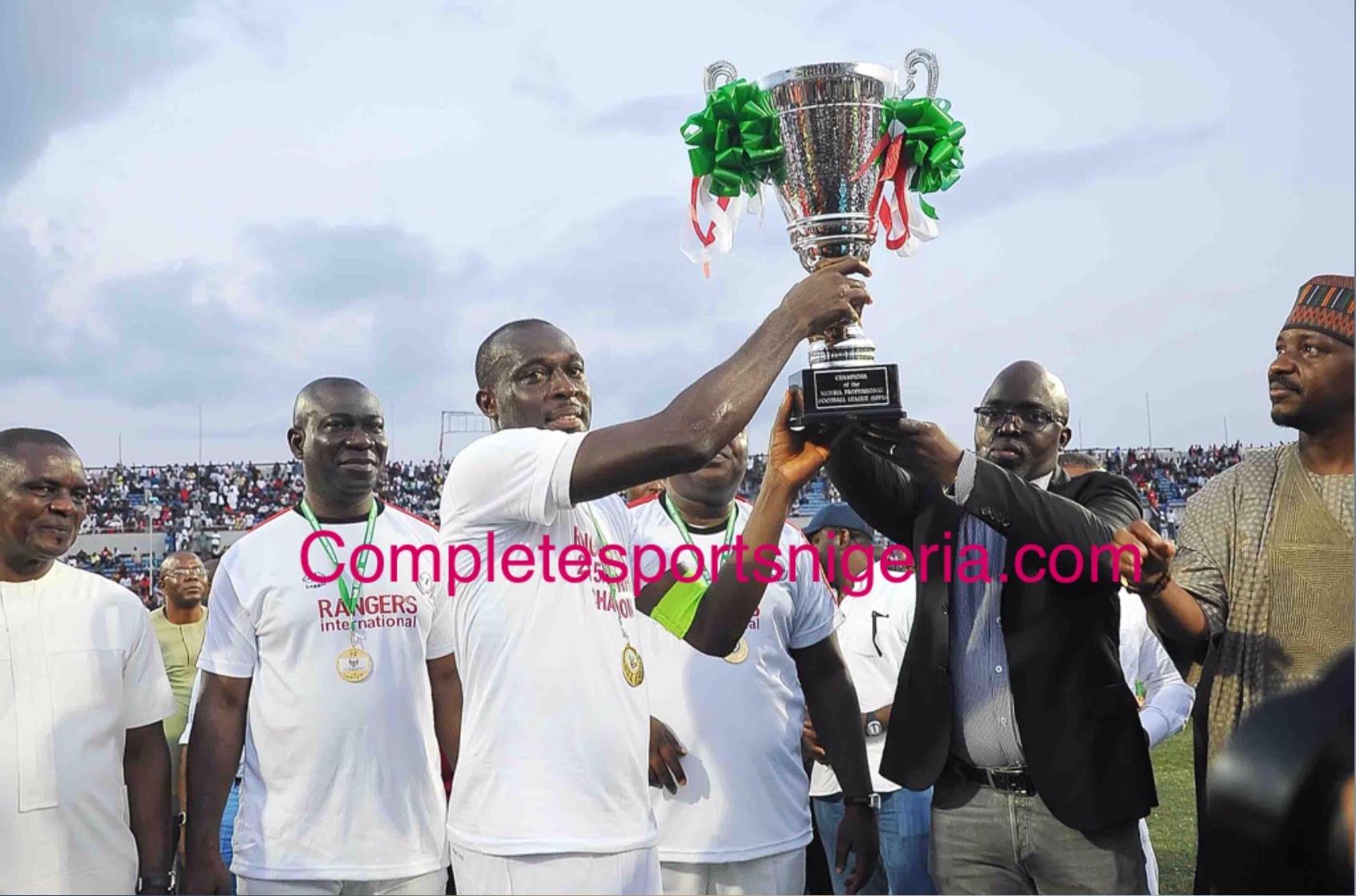 Enugu Rangers Captain, Odita: I'm Now A Fulfilled Man