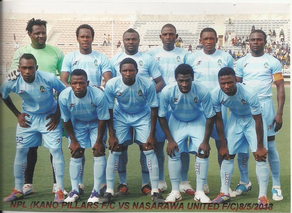 Nasarawa United Storm Lagos One Week Ahead Federation Cup Final Vs FC Ifeanyiubah