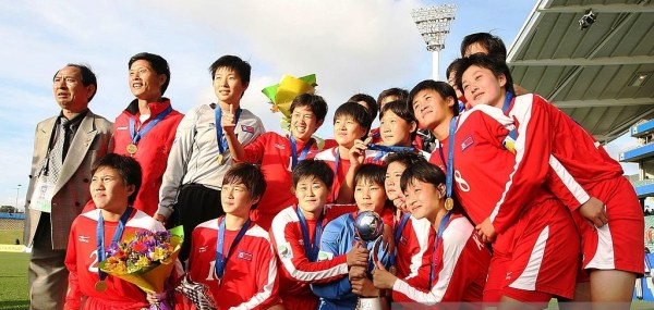 North Korea Beat Japan On Penalties To Win 2nd U-17 Women ...