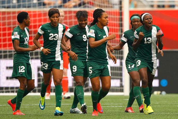 Image result for AWCON: Falcons will beat Cameroon to title- Coach