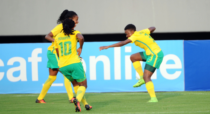 """Banyana Striker: Cameroon Will Support Us In """"War"""" Against Falcons"""
