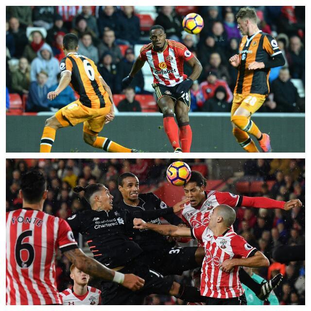 Anichebe Bags Sunderland Brace; Iheanacho, Ighalo, Musa Benched; Liverpool Held