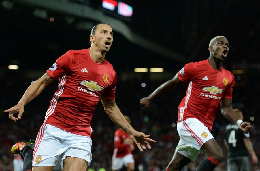 Mourinho: Man United Will Extend Zlatan Contract