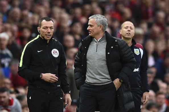 Mourinho Banned, Fined £50k By FA