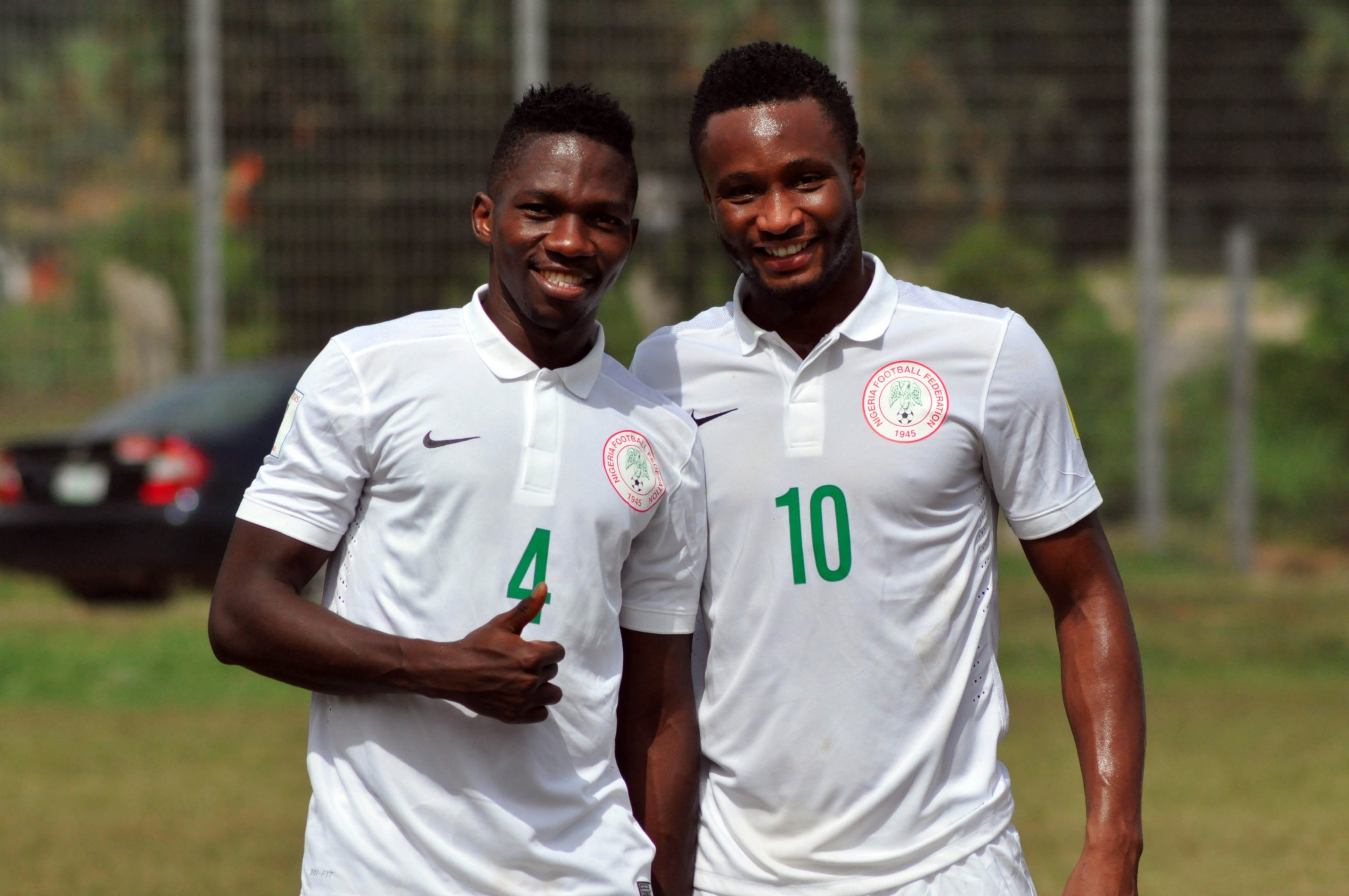 Omeruo: I Have No Problem Playing Right-Back For Eagles