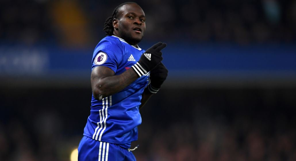 Moses Declares Love For Chelsea, Grateful To Conte