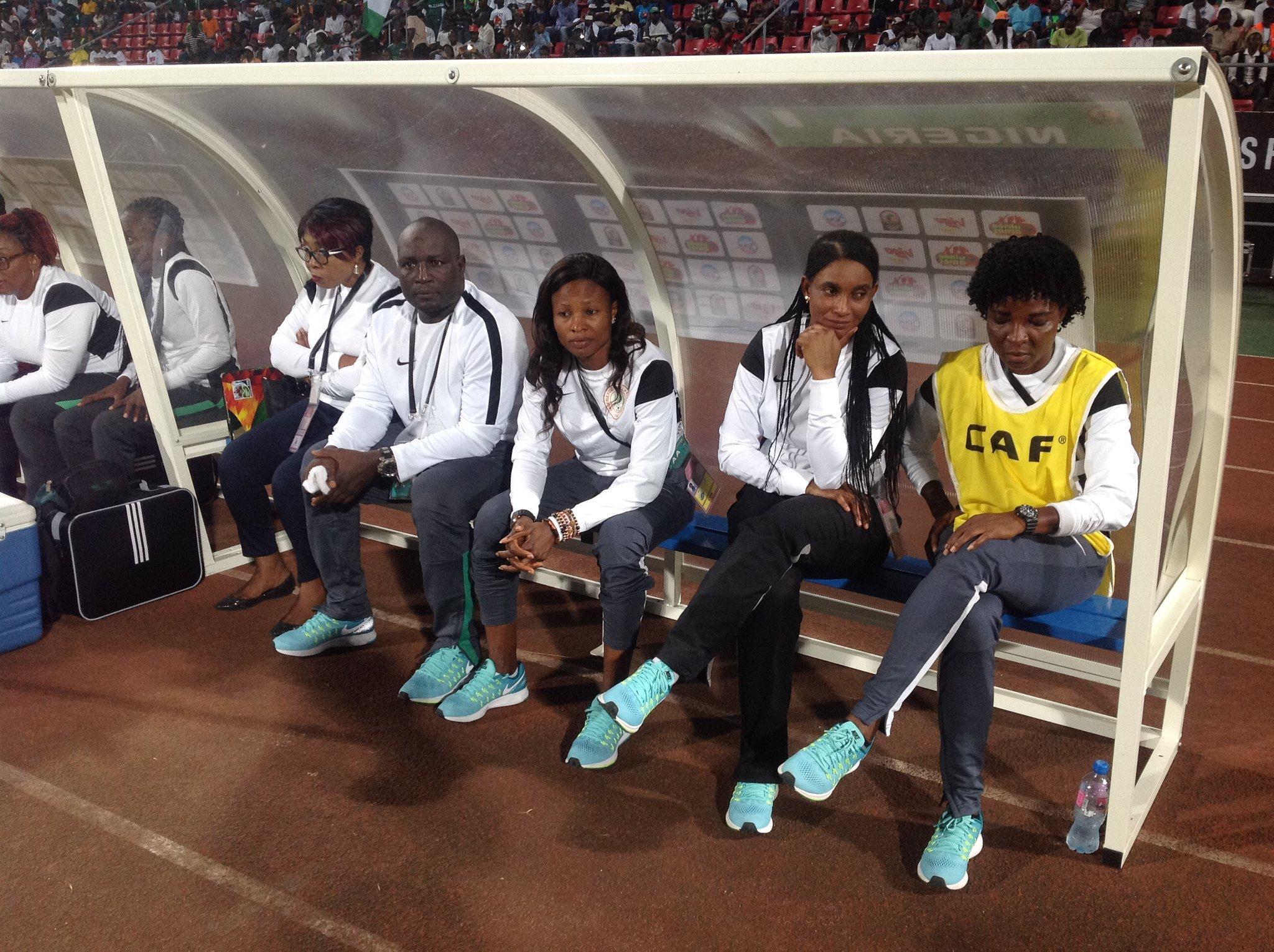 Omagbemi Set To Make Falcons Changes Vs Banyana
