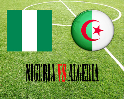 Live Blogging: Nigeria vs Algeria