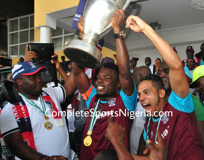 FC IfeanyiUbah Players Get N10m Federation Cup Reward