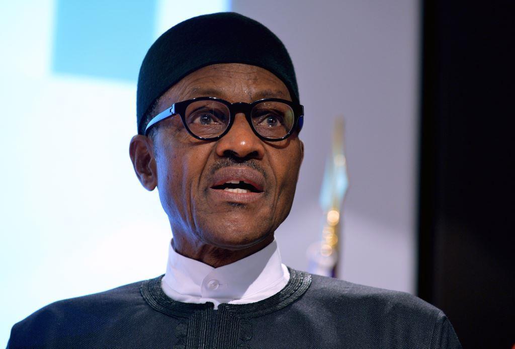 Buhari: We Wish Falcons The Best Vs South Africa