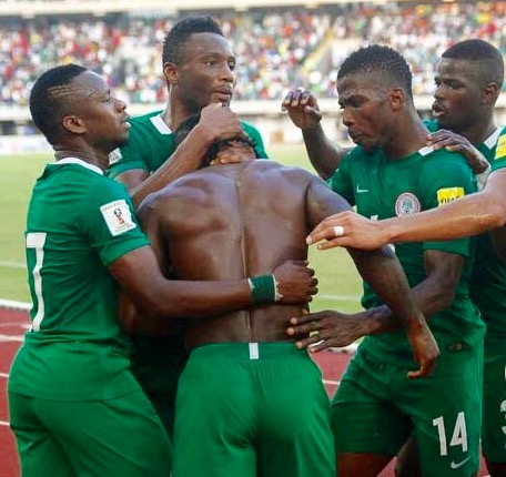 Man City Hails 'Solid' Iheanacho In Eagles Win Vs Algeria