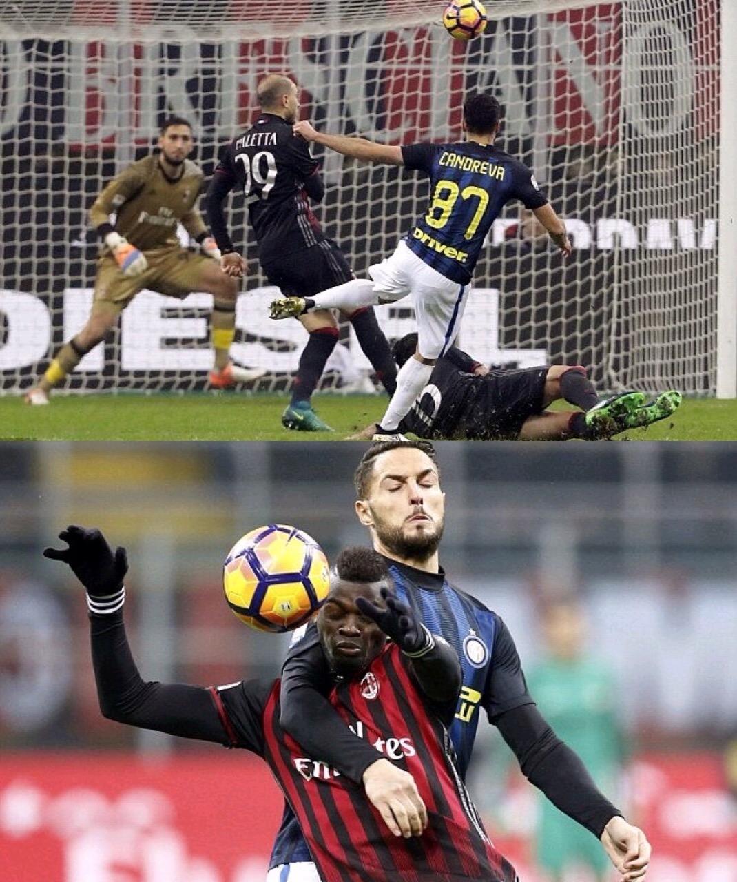 Inter Hold Milan In San Siro Derby