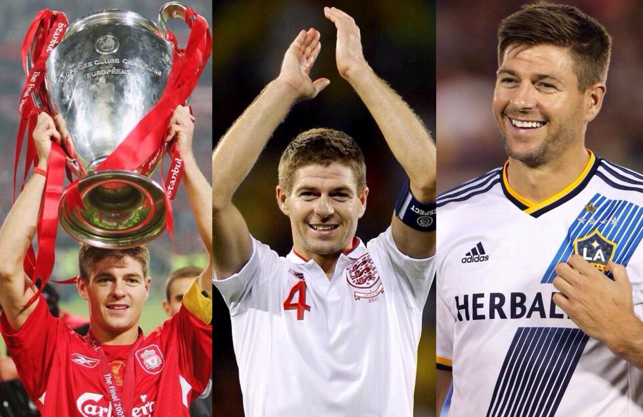 Steven Gerrard still considering next move after retiring as a player