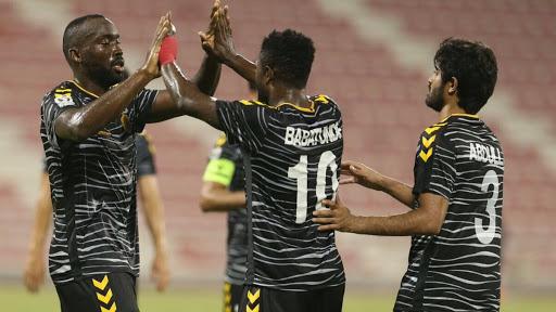 Babatunde Sets 15-Goal Target After Hitting SC Qatar Hat-trick