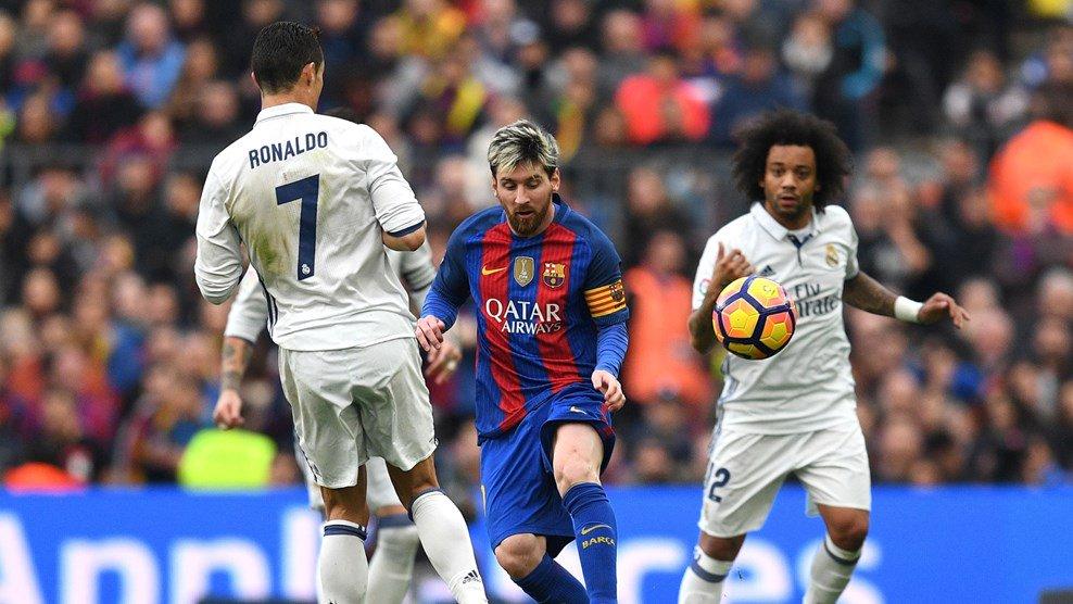 Real earn Clasico draw; Sevilla fall