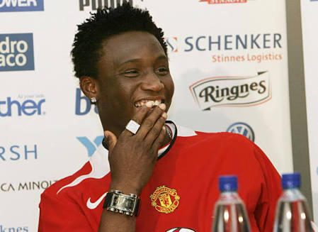 WILL MIKEL STILL BE FIRST NIGERIAN TO PLAY FOR MAN UNITED?