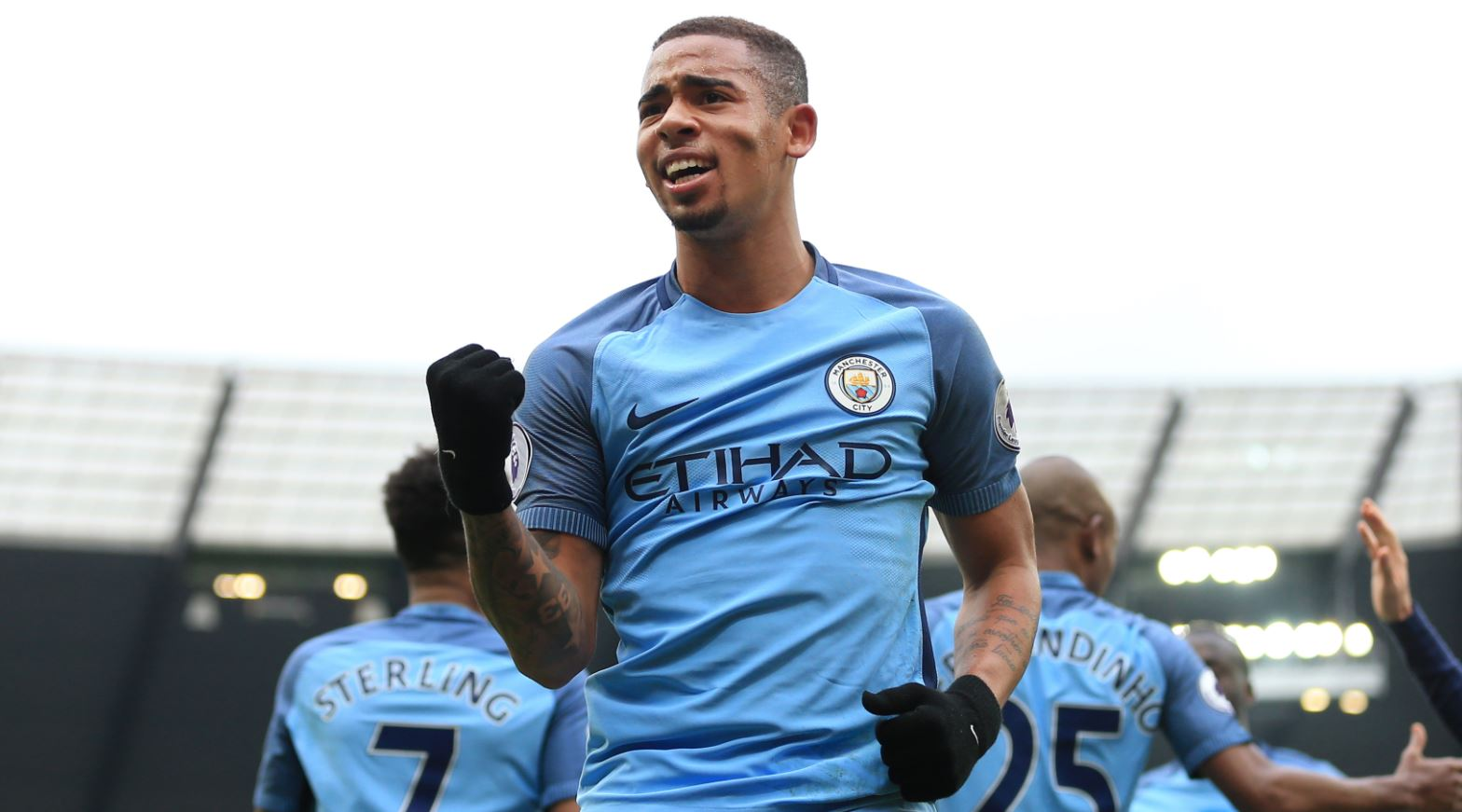 Image result for jesus and iheanacho