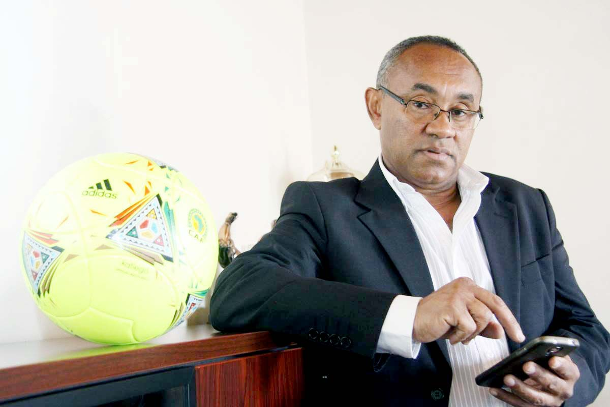 Ahmad Defeats Hayatou To Become New CAF President