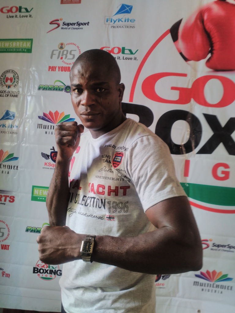 Obisia: Afonja Warrior Must Be Fit, Boast Less Ahead Commonwealth Title Fight