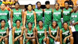Image result for D'Tigress await group draw in Bamako