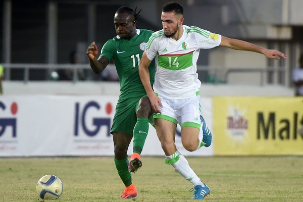 Nigeria move two places up in June Fifa ranking