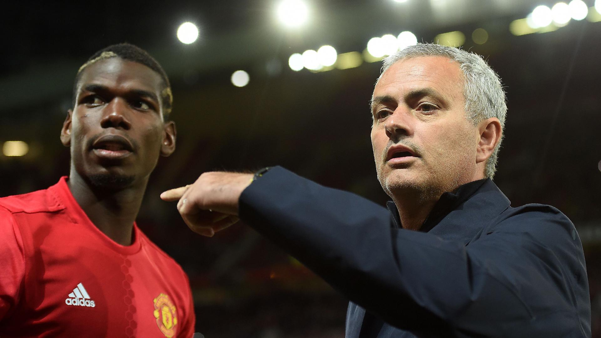 Odegbami: Between Man United, Mourinho and Pogba!
