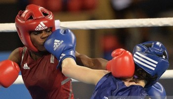 Image result for African Boxing Championship: Nigeria's Yetunde wins gold in lightweight category