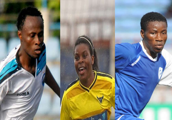 ACADEMIC FOOTBALLERS:  5 Active Nigerian Players Who  Are Graduates Or Undergraduates