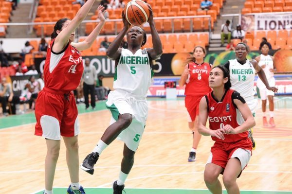 D'Tigress Coach, Vincent Banks On Team's Experience To Win 2017 Afrobasket