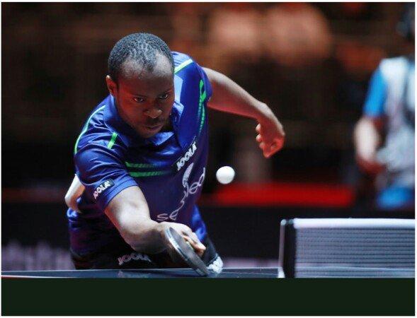 ITTF Nigeria Open: Oshonaike, Quadri Crash Out!