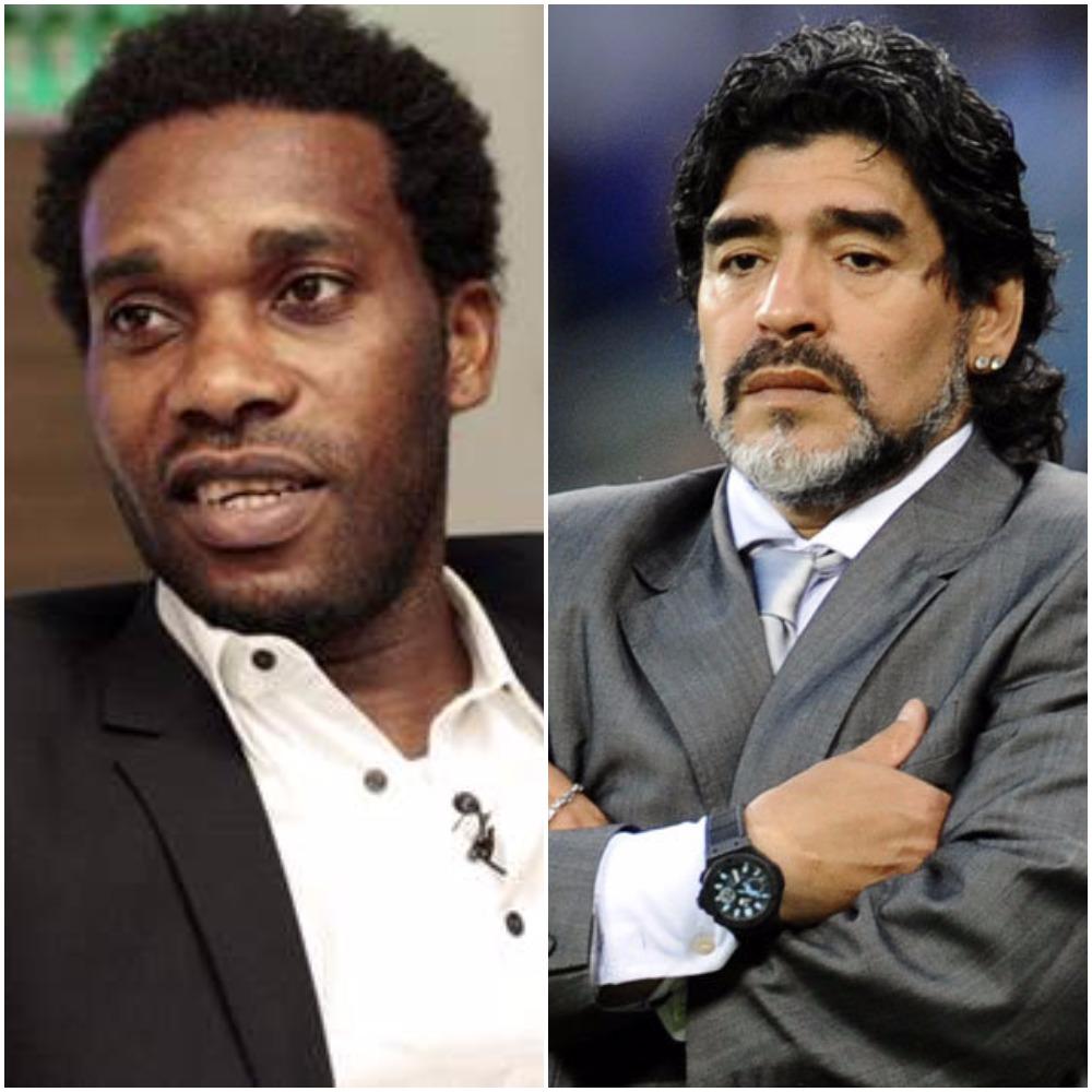 Okocha, Maradona In Panel To Select FIFA Best Player