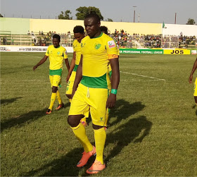 CHAN Eagles: Yusuf Calls Up Plateau Captain Golbe For Suspended Okogbue