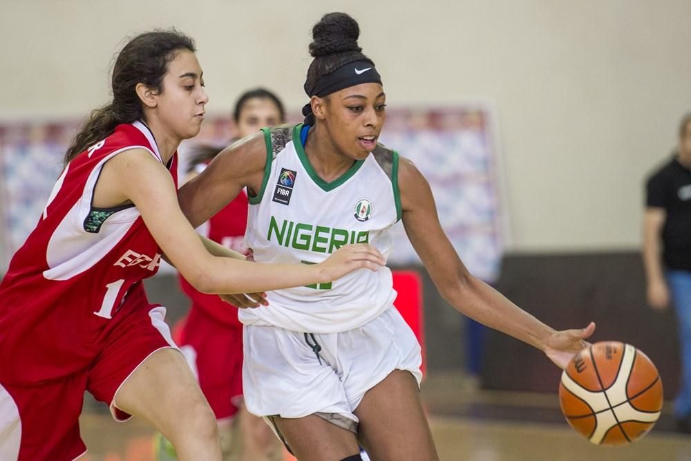 D'Tigress Overpower Egypt For Third Straight AfroBasket Win, Reach Q/Finals