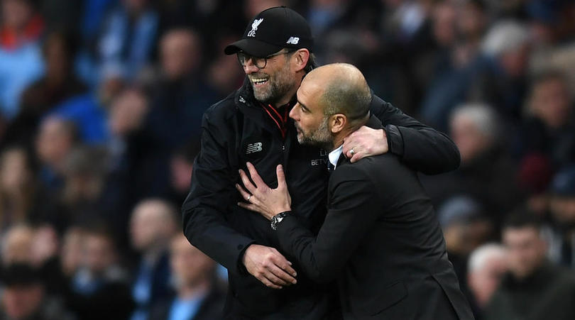 Klopp Tips 'Incredible' Manchester City To Win Premier League