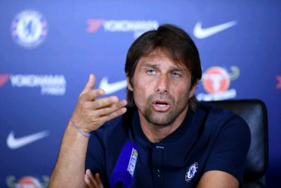Chelsea 'in good shape' for Atletico clash, says Conte
