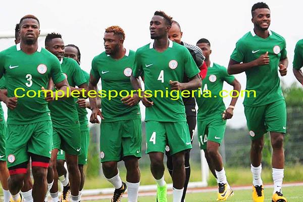 NIGERIA VS CAMEROON: Moses, Mikel, Ighalo, Ezenwa Start; Aina Out
